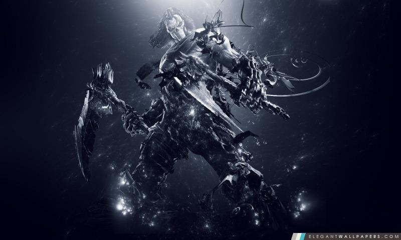 Darksiders 2, Arrière-plans HD à télécharger