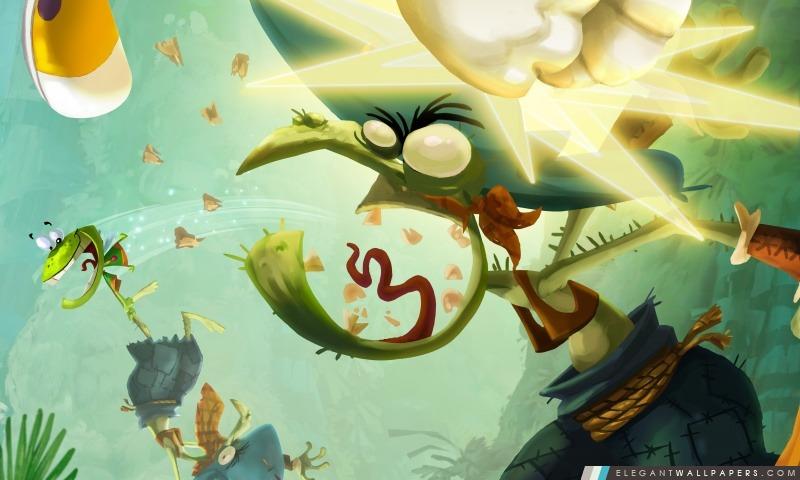 Rayman Legends Concept Art, Arrière-plans HD à télécharger