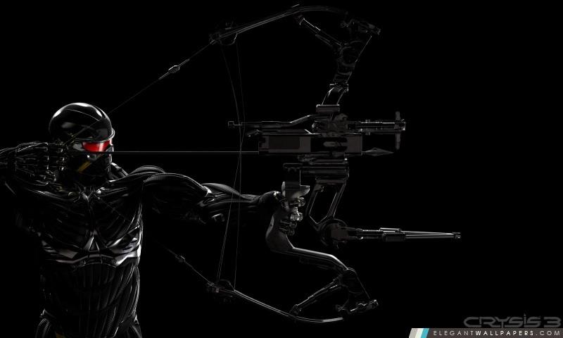 Crysis 3 Prophète et Predator Bow, Arrière-plans HD à télécharger