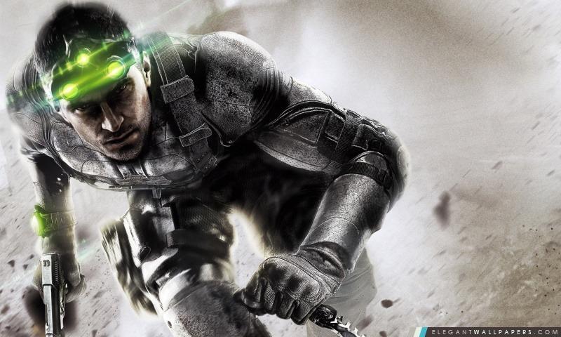 Splinter Cell Black List, Arrière-plans HD à télécharger