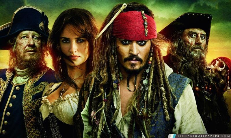 Pirates Des Caraïbes Elegant Wallpapers