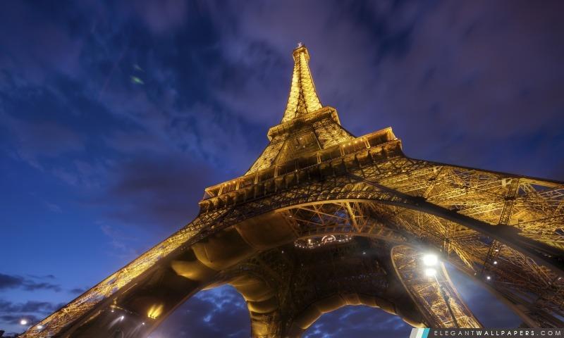 Tour Eiffel, Arrière-plans HD à télécharger