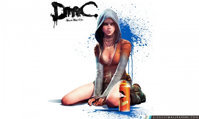DMC Devil May Cry, Arrière-plans HD à télécharger