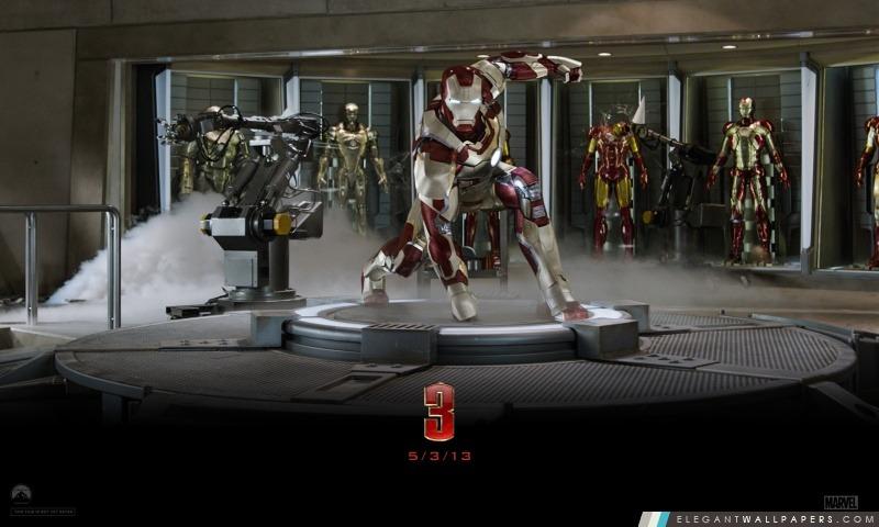Iron man 3 suit up fond d 39 cran hd t l charger elegant wallpapers - Iron man telecharger ...