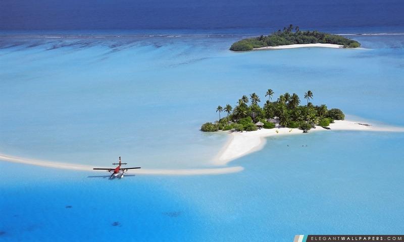 South Male Atoll, Maldives, Arrière-plans HD à télécharger