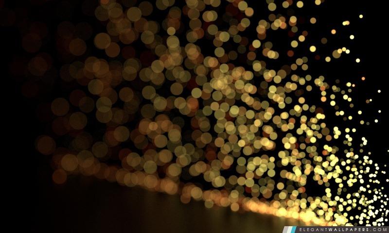 Floues Sparks, Arrière-plans HD à télécharger