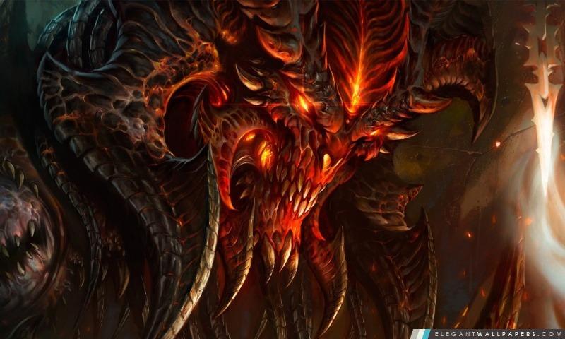 Diablo 3 Fan Art, Arrière-plans HD à télécharger