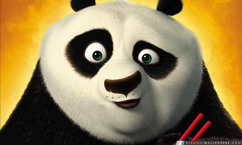 Kung Fu Panda 2 Le Kaboom of Doom, Arrière-plans HD à télécharger