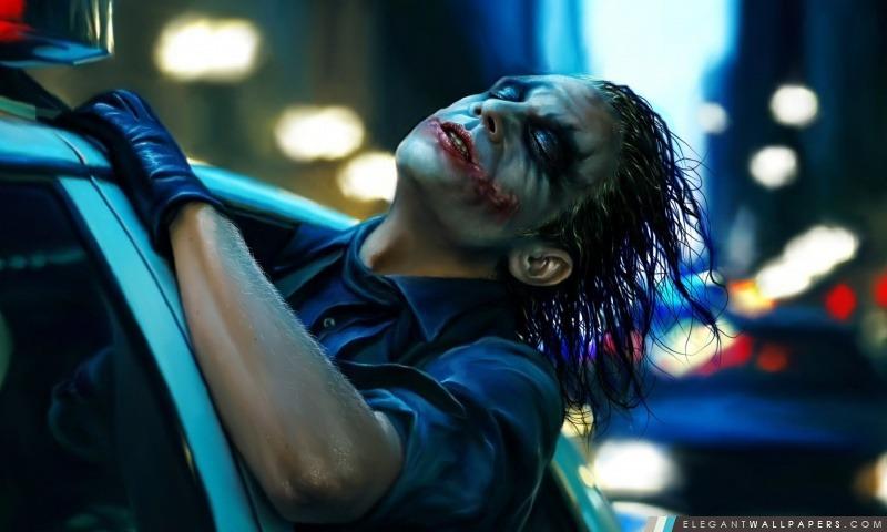 La Peinture Joker Fond D Ecran Hd A Telecharger Elegant