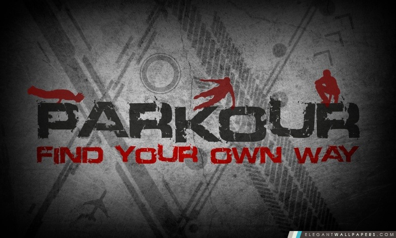 Parkour, Arrière-plans HD à télécharger