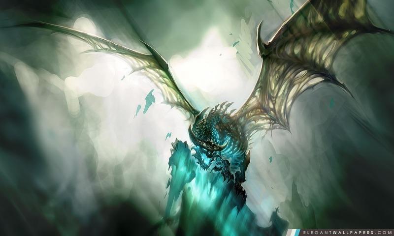 World Of Warcraft dragon, Arrière-plans HD à télécharger