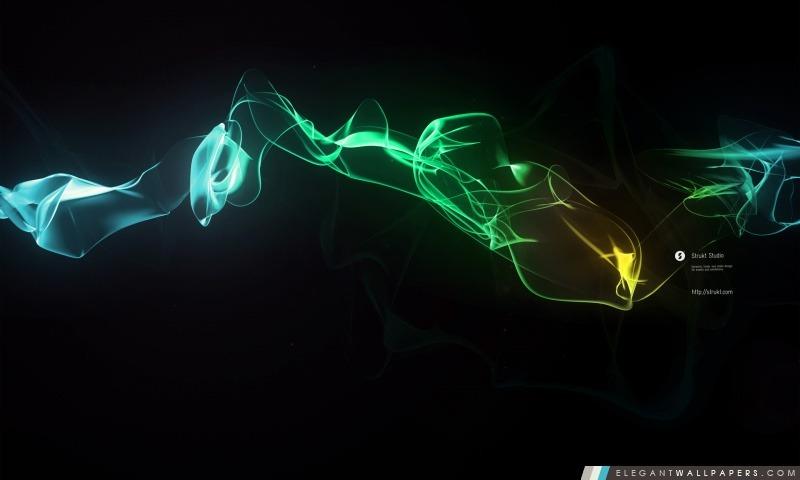 Résumé de fumée colorée, Arrière-plans HD à télécharger