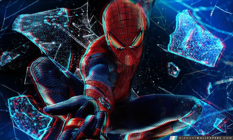 The Amazing Spider Man 3d Fond D Ecran Hd A Telecharger Elegant Wallpapers