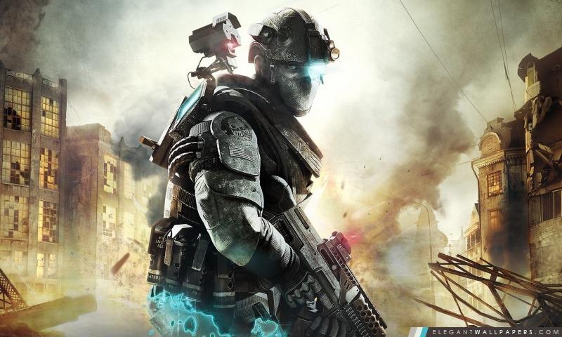 Ghost Recon Future Soldier Tom Clancy, Arrière-plans HD à télécharger