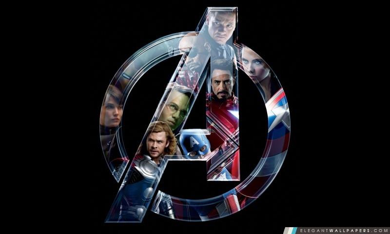 The Avengers (2012) – Symbole de l'espoir, Arrière-plans HD à télécharger