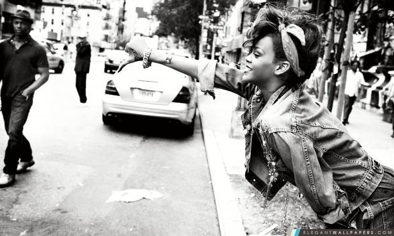Rihanna. Fond d'écran HD à télécharger | Elegant Wallpapers