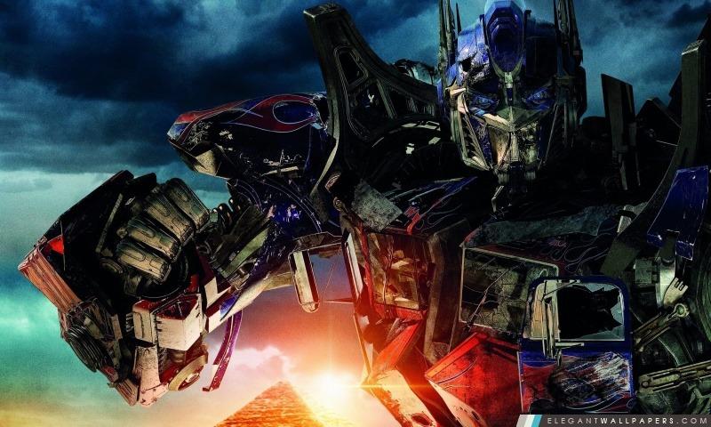 Transformateurs Optimus Prime, Arrière-plans HD à télécharger