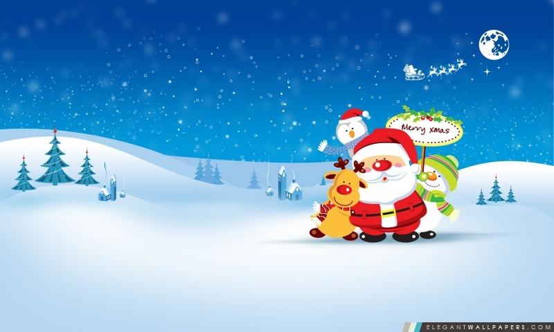 Joyeux Noël Fond D écran Hd à Télécharger Elegant Wallpapers