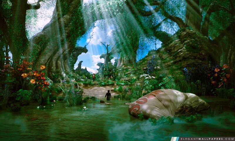 Oz The Great and Powerful Film, Arrière-plans HD à télécharger