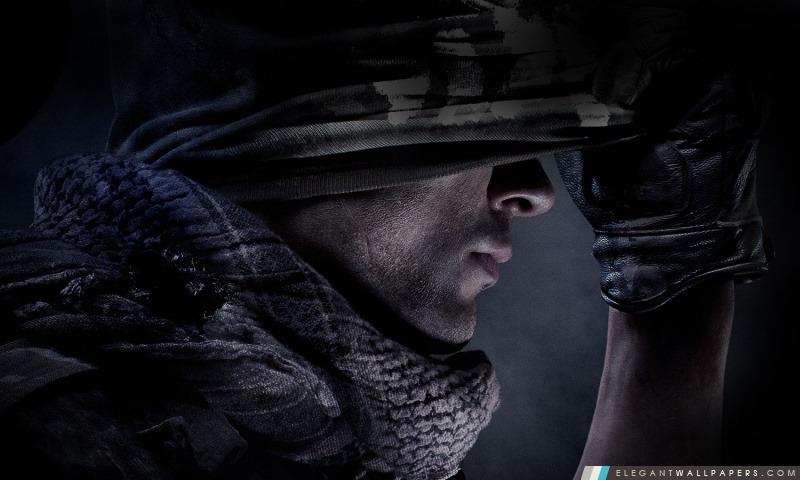 Call of Duty Ghosts jeu vidéo, Arrière-plans HD à télécharger