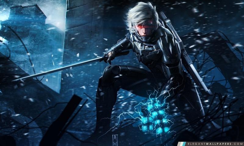 Metal Gear Rising Revengence, Arrière-plans HD à télécharger