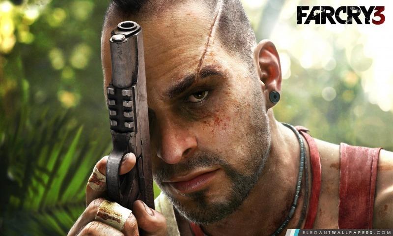 Far Cry 3 Mohawk, Arrière-plans HD à télécharger