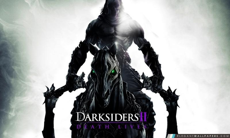 Habitant Mort Darksiders II, Arrière-plans HD à télécharger