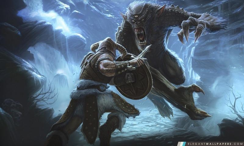 The Elder Scrolls V: Skyrim, Arrière-plans HD à télécharger