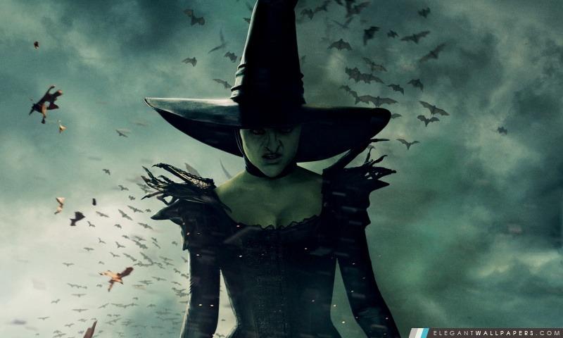 Méchante Sorcière de l'Est – Oz le Grand et Puissant 2013 Film, Arrière-plans HD à télécharger