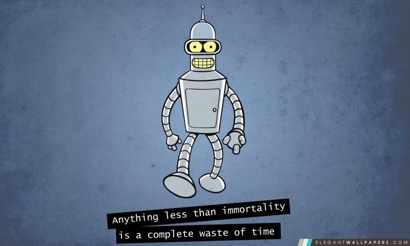 Futurama Bender, Arrière-plans HD à télécharger