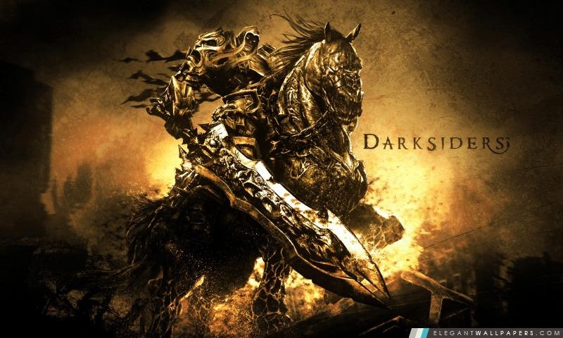 Darksiders, Arrière-plans HD à télécharger