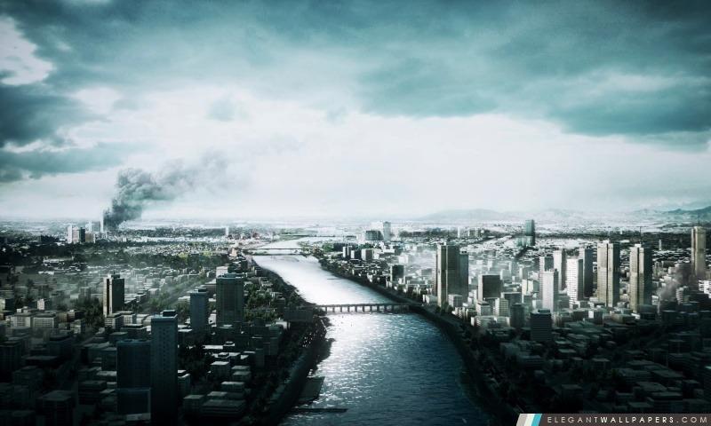 Battlefield Nouvelle carte, Arrière-plans HD à télécharger