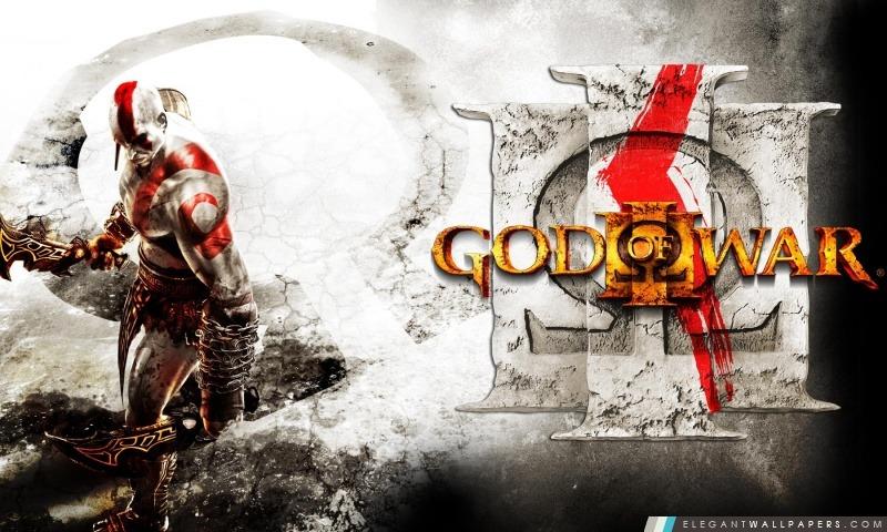 God Of War III, Arrière-plans HD à télécharger