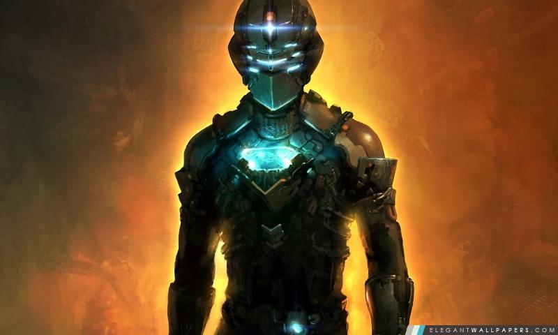 Dead Space Isaac Clarke, Arrière-plans HD à télécharger