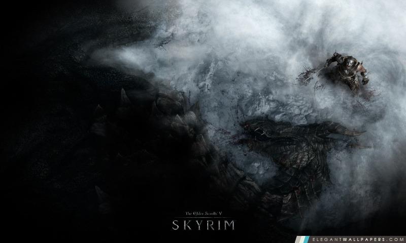 The Elder Scrolls V – Skyrim, Arrière-plans HD à télécharger