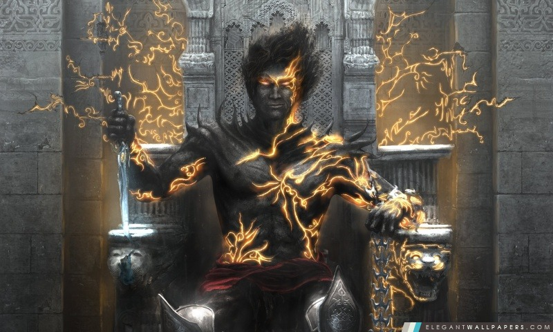 Prince Of Persia Les Deux Royaumes Prince-foncé, Arrière-plans HD à télécharger