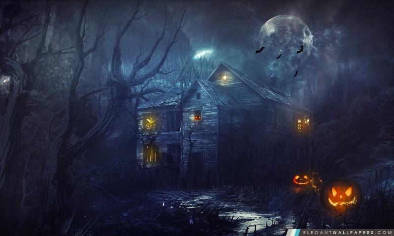 Contexte Halloween, Arrière-plans HD à télécharger