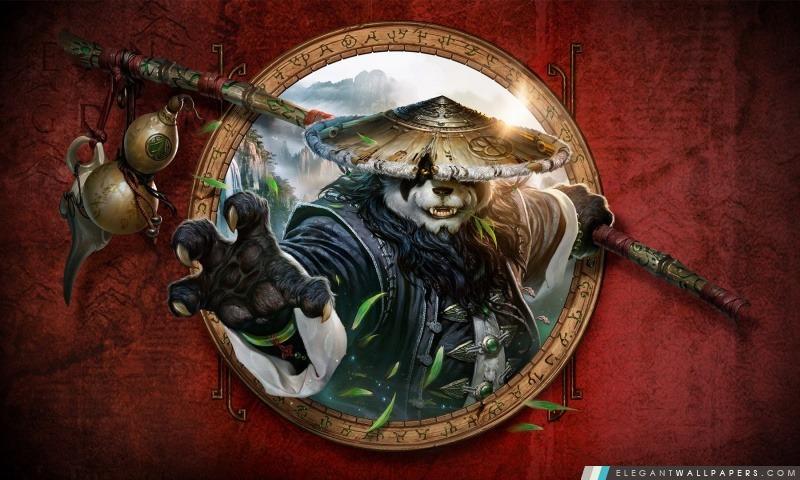 World of War Craft: Mist of Pandaria, Arrière-plans HD à télécharger