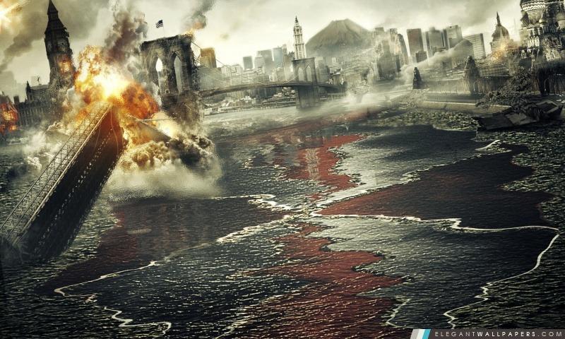 Resident Evil Retribution, Arrière-plans HD à télécharger