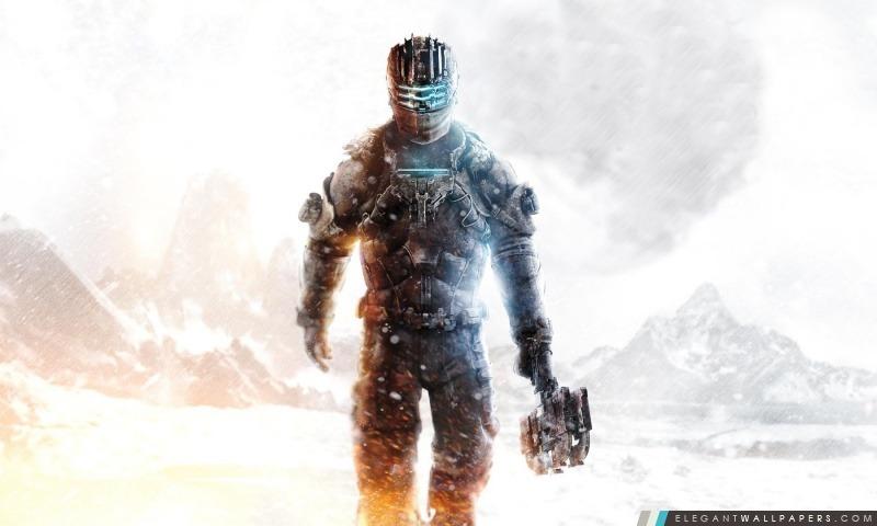 Dead Space 3 Isaac, Arrière-plans HD à télécharger