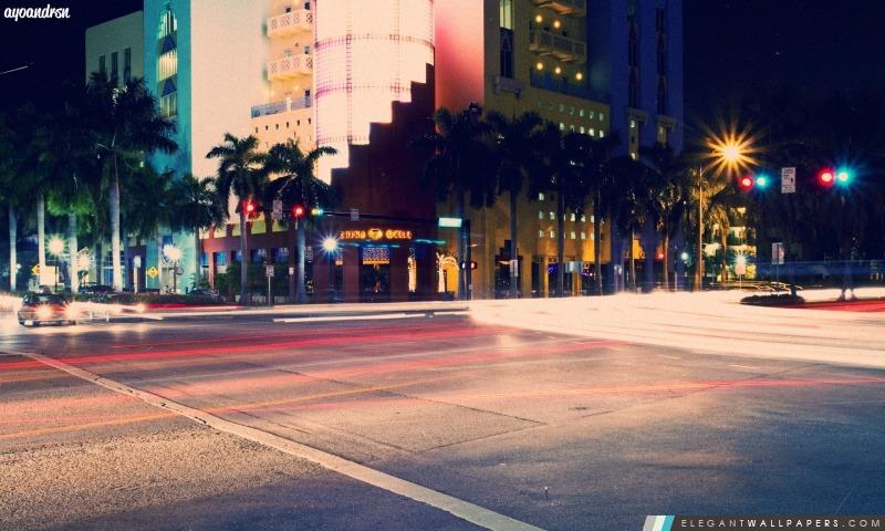 South Beach, Arrière-plans HD à télécharger