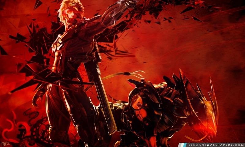 Metal Gear Rising Revengeance Wallpaper 2, Arrière-plans HD à télécharger