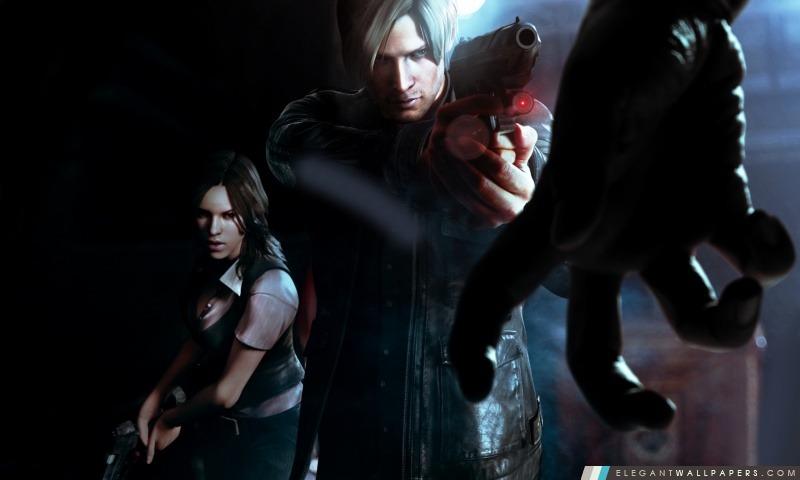 Resident Evil 6 (2012 Video Game), Arrière-plans HD à télécharger