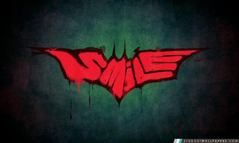 Batman Sourire, Arrière-plans HD à télécharger