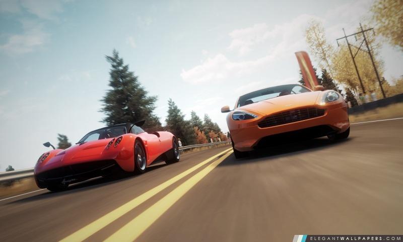 Forza Horizon, Arrière-plans HD à télécharger
