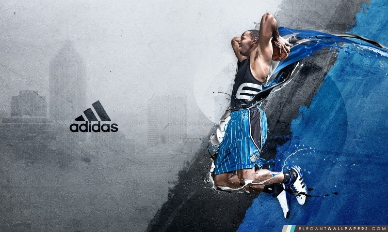 NBA Adidas, Arrière-plans HD à télécharger