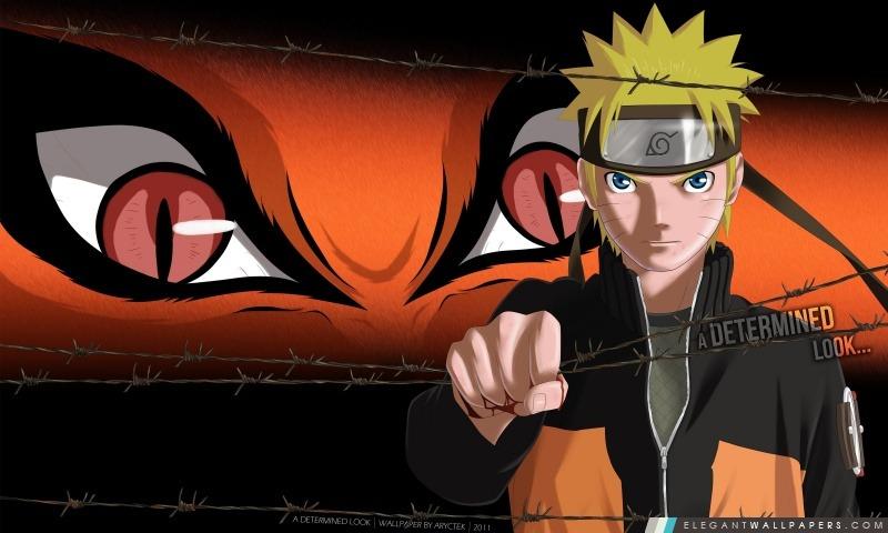Naruto Shippuden Kyuubi Naruto Uzumaki Fond D Ecran Hd A