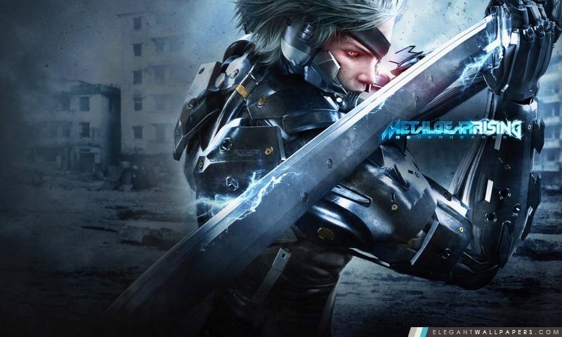 Metal Gear Rising – Revengeance, Arrière-plans HD à télécharger