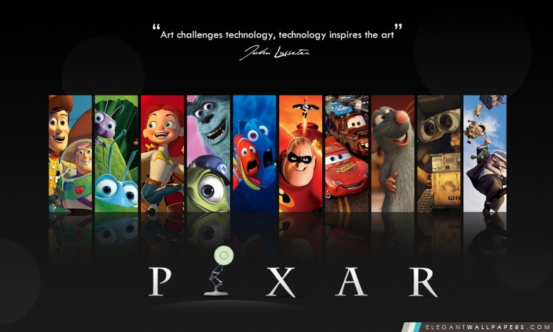 Pixar Fond D 233 Cran Hd 224 T 233 L 233 Charger Elegant Wallpapers