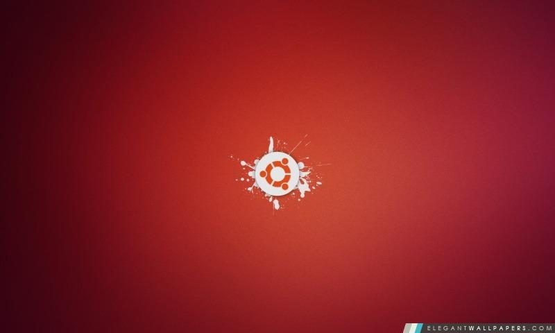 Ubuntu Logo, Arrière-plans HD à télécharger